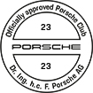 Officially approved Porsche Club 23